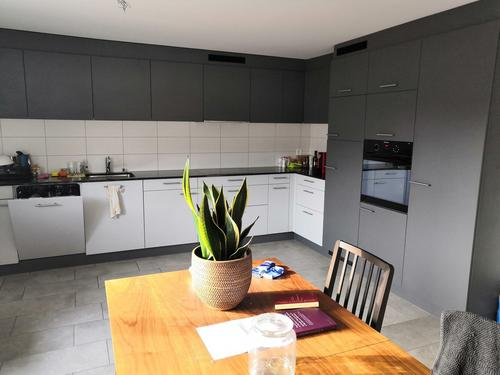 Grand appartement familial de 4,5 pcs au centre du village de Treyvaux