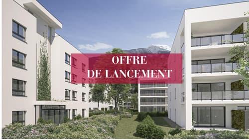 Lot H-201 - Appartement de 1.5 pièces au 2ème étage
