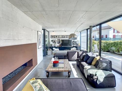 Superbe villa d'architecte de 7,5 pièces