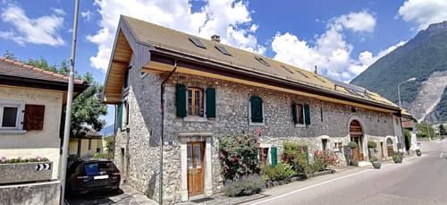 Charmante maison villageoise de 5,5 pièces rénovée en 2016