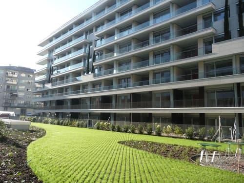 Bel appartement meublé de 3 pièces, proche des Organisations Internationales