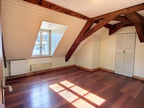 Bel appartement en triplex dans demeure du 18ème siècle