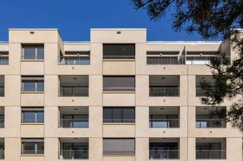 Appartement neuf de 4 pièces (3.5 VD)