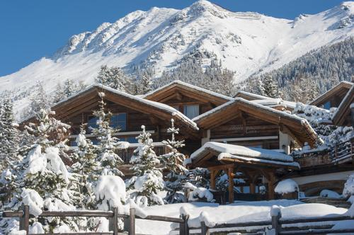 VERBIER - FOR RENT : Somptuous Property