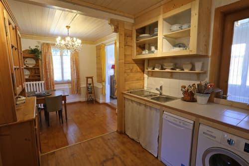 Appartement cosy meublé de 4 pièces  location à l'année ou  6 mois