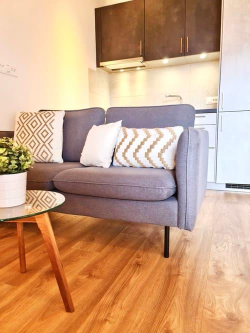 Cosy appartement de 2 pièces entièrement rénové. Location à l'année