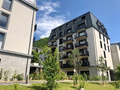 Projet Corsaz : Appartement de 3.5 pièces en surcombles