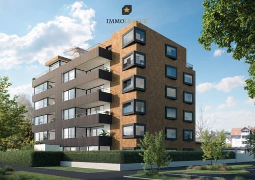 Beliebte 3.5 Zimmer Wohnungen am idyllischen Chrebsbach