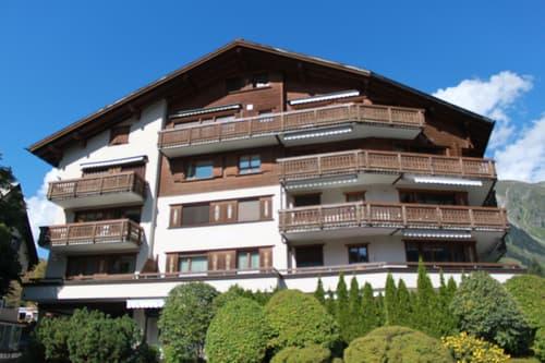 Hus Promenade - 2 Zimmer-Wohnung im Zentrum von Klosters