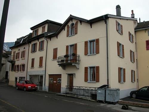 02525 - Studio 1 pièce - Rue du Comte Riant 3-5 - Massongex