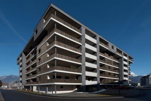 04542 - Appartement 2.5 pièces - Ch. du Verger 22A, B et C - Collombey