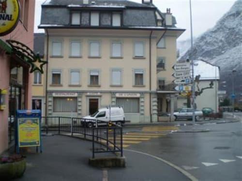 03158 - Restaurant - Av. du Valais 3 - Vouvry