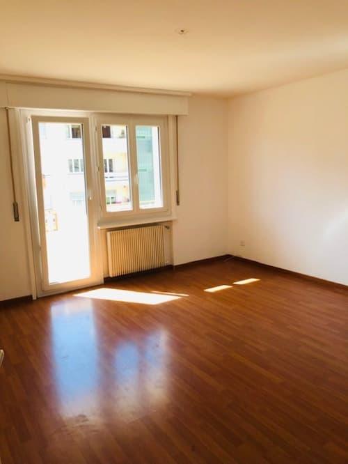 Appartement 3.5 pièces - libre de suite