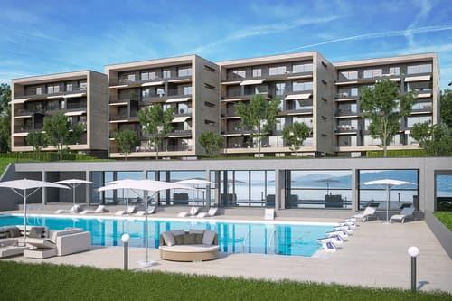 Les Terrasses de Lavaux // 4 1/2 pièces // Bâtiment C