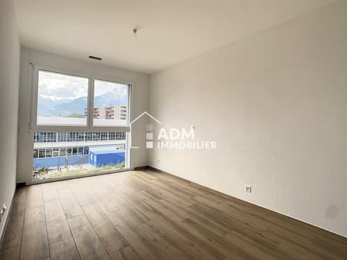 Sion, appartement neuf 2.5 pièces de 53 m2