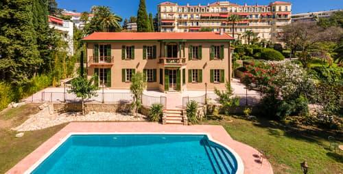 Somptueuse Villa Historique à 5 minutes des plages de Cannes