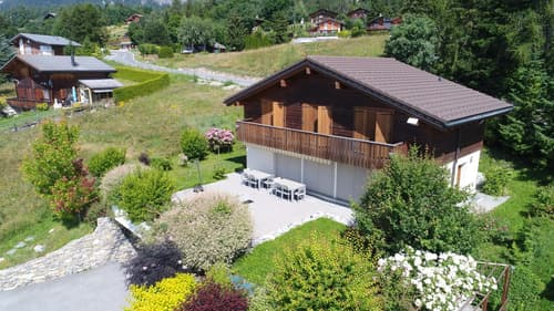 """Location de vacances: Chalet """" M6"""", Arbaz - Anzère"""