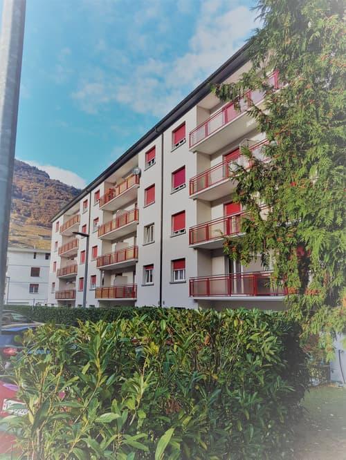 Appartements 3.5 pièces avec balcon Martigny