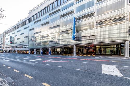 Parkmöglichkeit in der Stadt Luzern gesucht?
