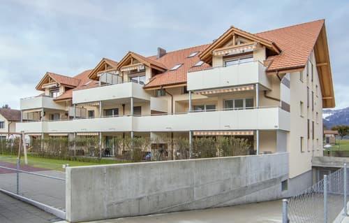 """""""Top-Dachwohnung mit Galerie - Leuzigen"""""""