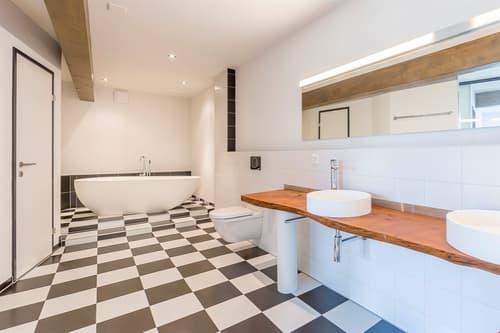 Luxus und schönes Wohnen kombiniert im Bauernhaus