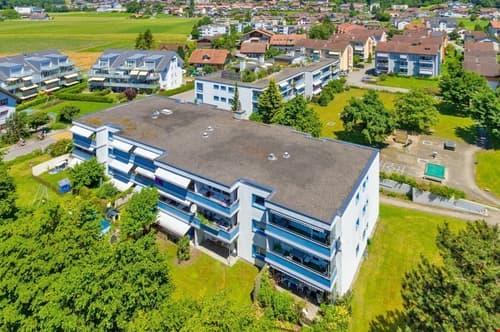 1-Zimmer-Wohnung im schönen Heimberg zu vermieten