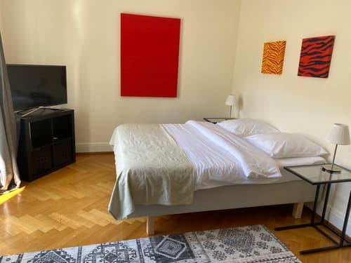 Appartement meublé de 1,5 pièces à Lausanne