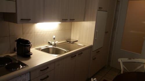 Lausanne - Appartement meublé de 2 pièces à louer