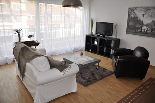 Appartement meublé de 2,5 pièces à Aubonne