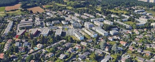 Maison contemporaine située à Bernex !