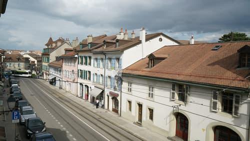 Immeuble de rendement de 200 m2 (Vieux Carouge)