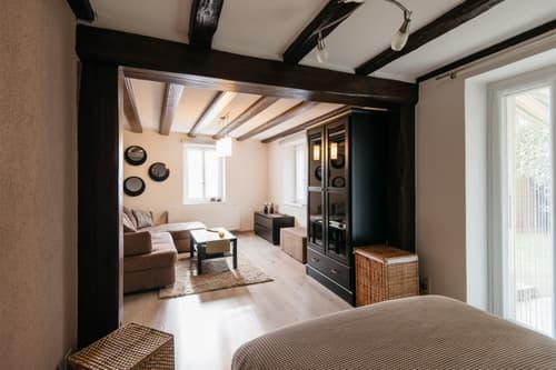 Echandens - Bel appartement meublé de 1.5 pièces