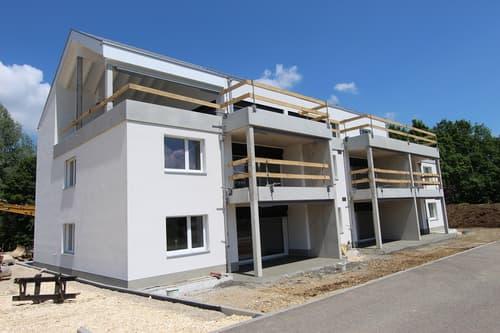 Appartement neuf de 4½ pièces / 95 m2 net