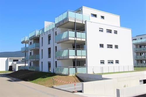 Appartement neuf de 2½ pièces / 56 m2 net