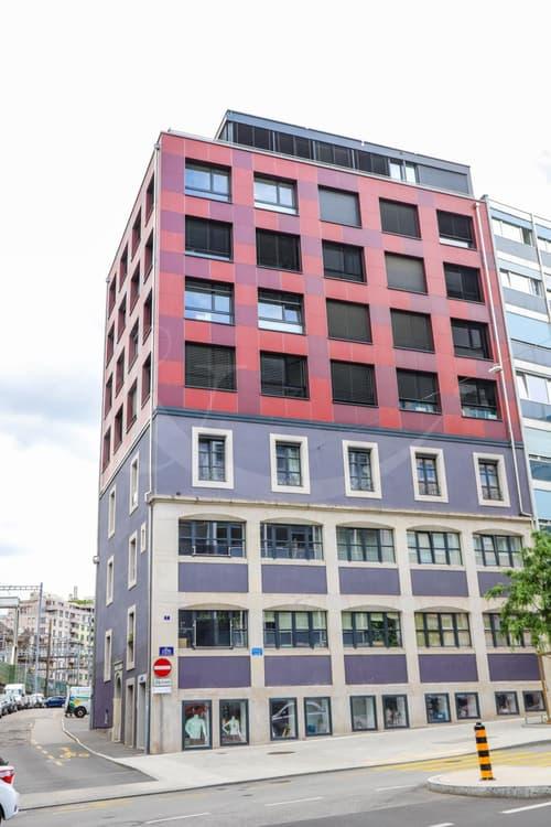 Appartement coup de coeur , Genève (1)