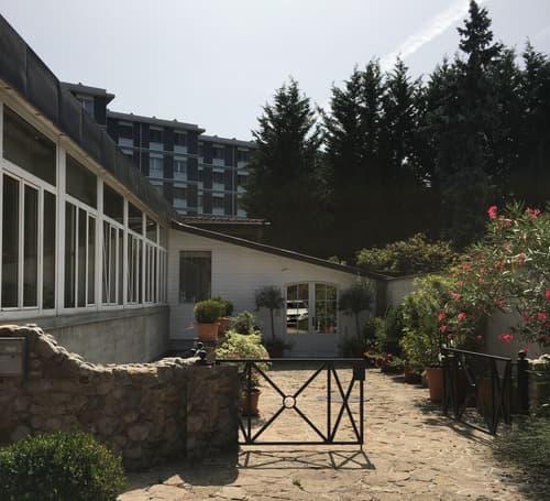 Immeuble administratif et locatif en zone 5 à Châtelaine