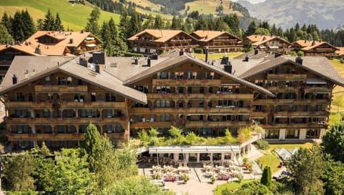 Gstaad, appartement de standing de 74m2 dernier étage