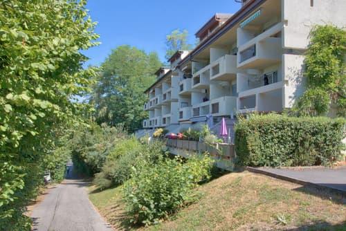 Duplex de 4 pièces avec terrasse