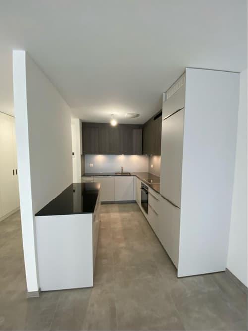 Appartement 2,5 pièces neuf au premier étage