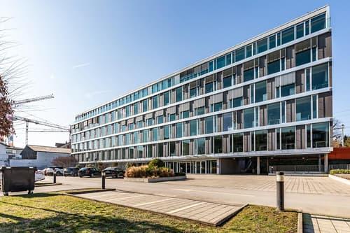 2'000 m² de bureaux « Plug & Play » situés au cœur de la ville de Morges