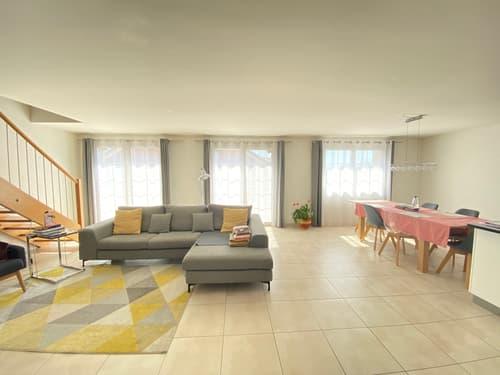 Commune d'Echichens : St-Saphorin-sur-Morges, à louer magnifique appartement de 5,5 pièces