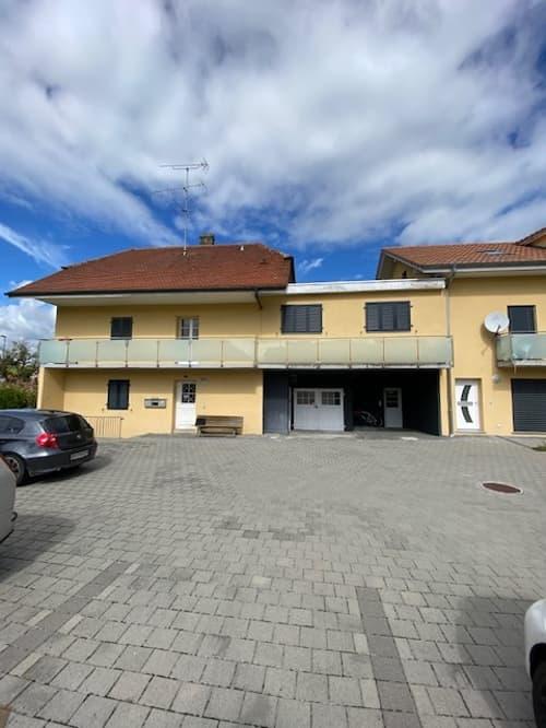 Appartement 4.5 pièces 1er étage