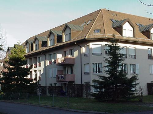 Appartement duplex de  2 pièces au 3ème étage