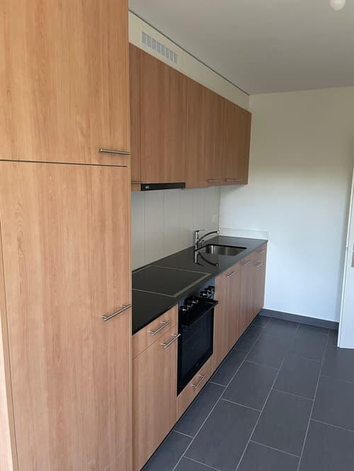 Appartement rénové 2 pièces 3ème étage
