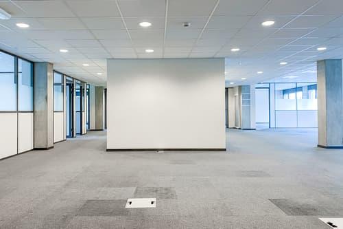 Bureaux à louer d'environ 434 m2 au 1er étage