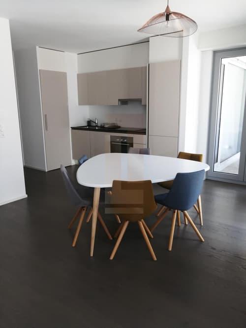 Superbe appartement meublé au coeur des Pâquis