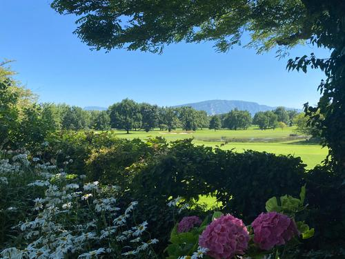 Villa, spectaculaire Vue sur le Golf de Cologny, house with spectacular view on the Cologny Golf
