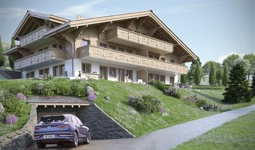 VENTE EXCLUSIVE - Chalet de grand luxe à Gstaad (1)