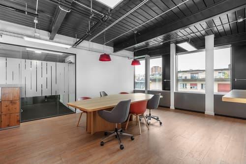 Flexible Arbeitsplätze in Regus Clarahuus Centre