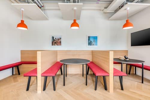 Espace de travail flexible à Regus Business Terminal